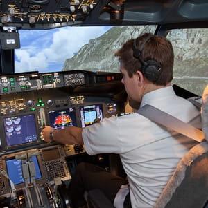 Piloter un Boeing 737... en simulation
