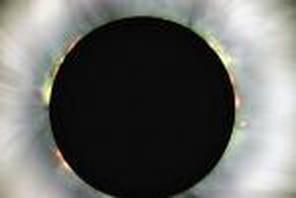 Eclipse solaire : un plongeon dans l'obscurité