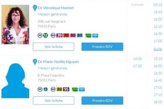 PagesJaunes lance PagesJaunesDoc pour prendre en ligne ses rdv médicaux