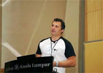robert preatoni avait été arrêté en novembre pour une histoire d'espionnage.