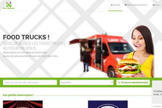 Mon itinérant lève 300 000 euros pour géolocaliser les food trucks