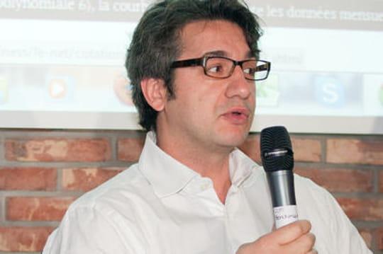 """Cédric Siré: """"Avec le rachat d'Allociné, nous devenons le leader du divertissement"""""""