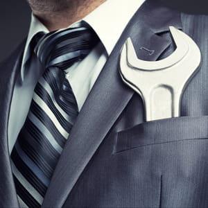 soyez certain d'avoir les outils indispensables.