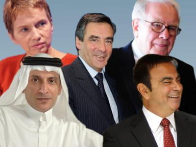 florilège des meilleurs citations économiques de l'année 2011.