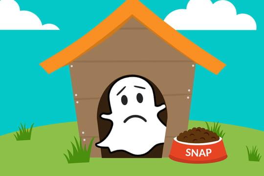 """L'avis d'un actionnaire de Facebook: """"Snap est davantage un acteur de niche qu'il ne l'était au moment de son IPO"""""""
