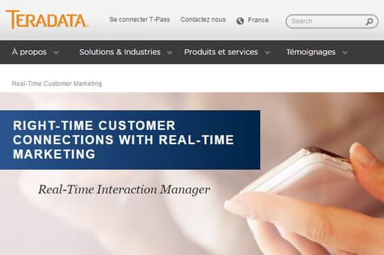 Des interactions personnalisées, temps réel et contextualisées, voici le RTIM