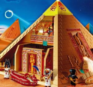 le thème de l'egypte, très fédérateur, est mis à l'honneur cette année chez