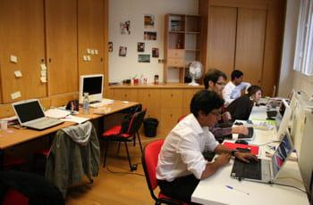 l'incubateur paristech propose des différents types de bureaux en fonction des