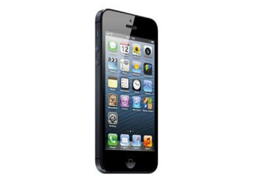 L'iPhone 5 coûte moins de 200 dollars à Apple