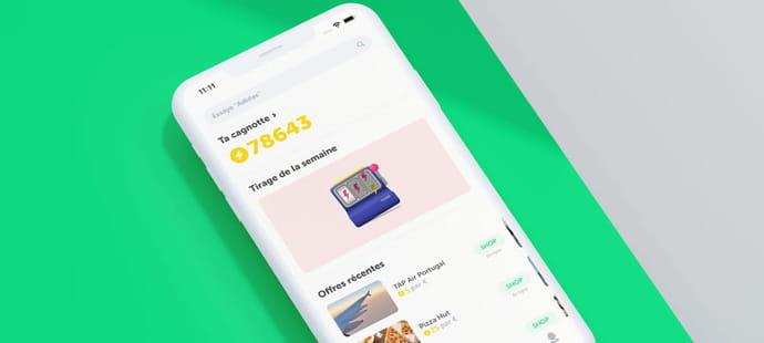 Joko lève 10millions d'euros pour son appli de cashback