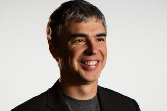 Larry Page, père de Google et défenseur des énergies renouvelables