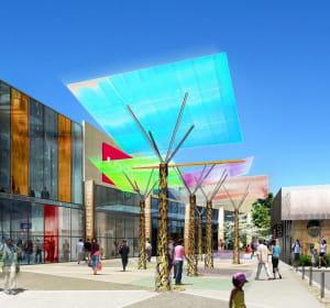 le centre commercial avignon-vedène à vedène comprendra 40boutiques sur