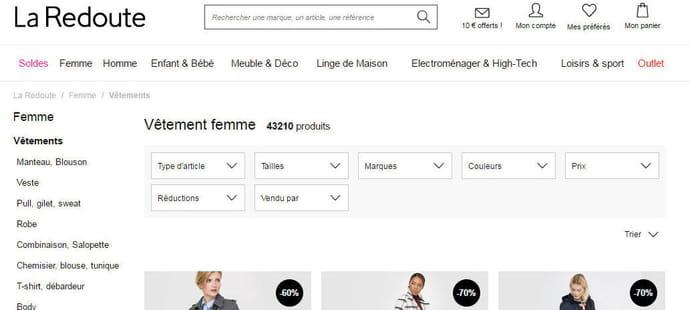 SEO, Webperf, soldes, mobile…: dans les coulisses techniques de laredoute.fr