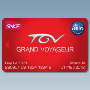 Carte Grand Voyageur.La Carte Grand Voyageur De La Sncf