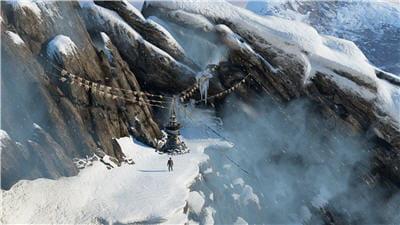 ah que la montagne est bellleeeee !!!!