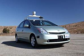 Voiture sans chauffeur : les concurrents de la Google Car