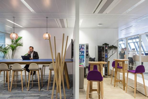 Des espaces de travail à volumes uniques
