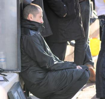 mourad boudjellal, ici lors d'un entraînement, a bousculé le monde du rugby par