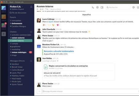 Avec Block Kit, Slack franchit une étape dans sa stratégie de plateformisation