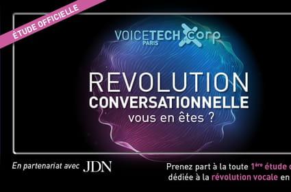 Conversationnel: répondez à notre enquête