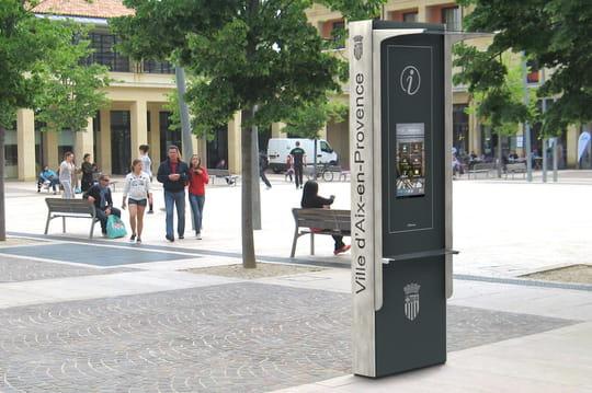 JCDecaux va rendre intelligents la majorité de ses mobiliers urbains