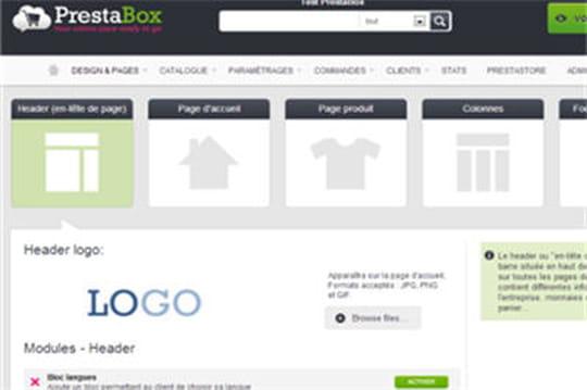 Création de boutique en ligne: PrestaBox s'offre une deuxième jeunesse