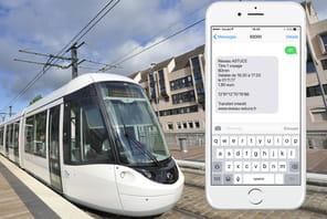 Rouen adopte l'achat par SMS du titre de transport, une première en France