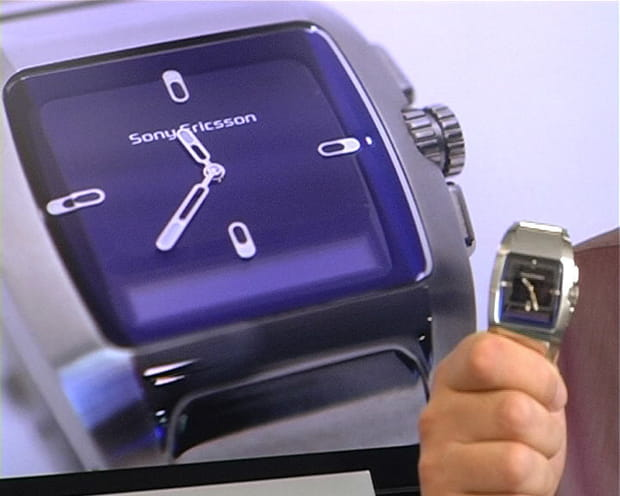 La montre Bluetooth communicante