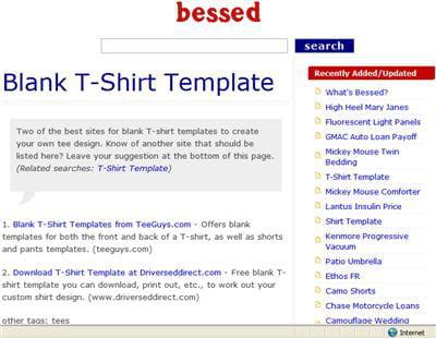 bessed, outil proche d'une plateforme de blog