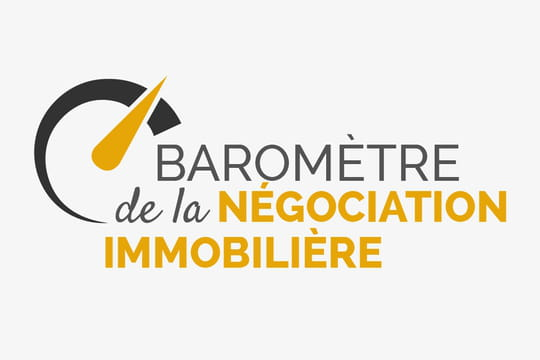 Baromètre de la négociation immobilière: les négociateurs forcenés marquent le pas