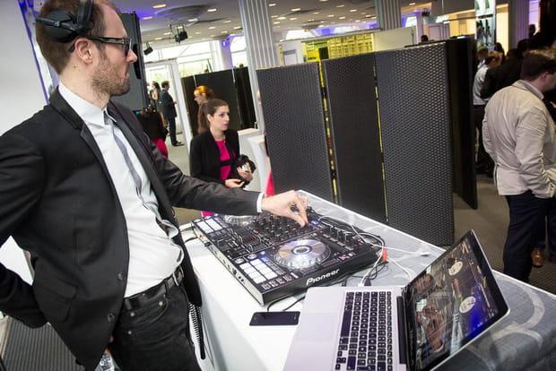 Un DJ pour faire danser l'e-commerce