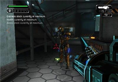 l'un des rares jeu de tir (fps) sorti sur la console wii