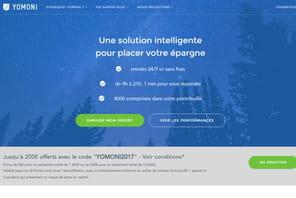 Le robo-advisor Yomoni lève 5millions d'euros