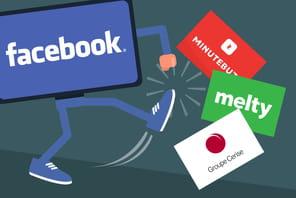 Achat et fusion de pages Facebook: Minutebuzz, Melty et Cerise doivent-ils s'inquiéter?