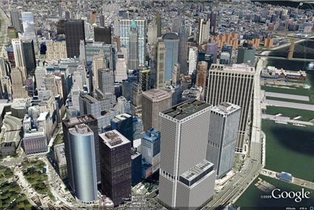 Pointe de Manhattan