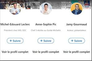 Exclusif: qui sont les pros les plus influents sur LinkedIn?