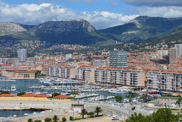 7e ex aequo : Toulon