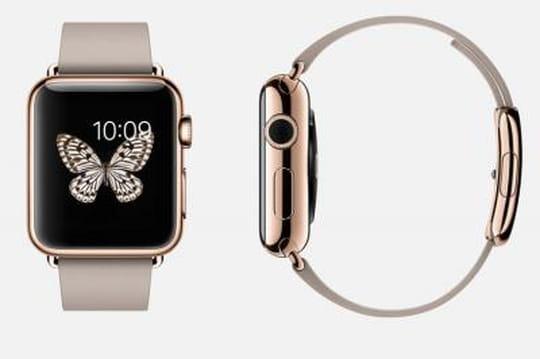 Avec 3,6 millions d'Apple Watch vendues, Apple devient second fabricant mondial de wearables