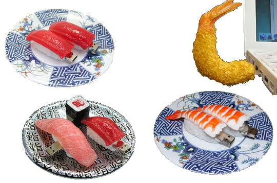 Clé sushi