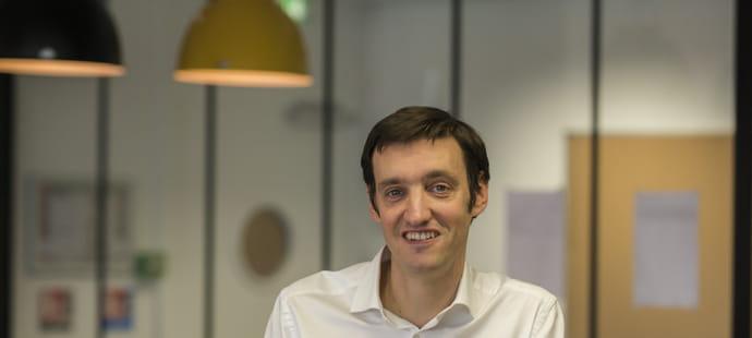 """Matthieu Tanguy (Direct Energie):""""Nous avons lancé un chatbot de suivi de souscription sur Messenger"""""""