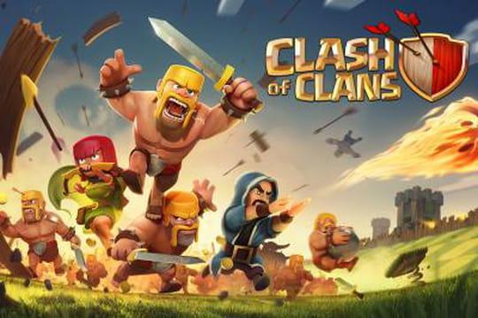 Clash of Clans : la poule aux œufs d'or de Supercell rapporte 650 000$ par jour