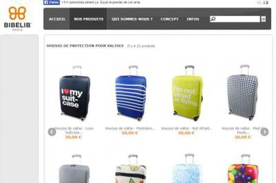Confidentiel : l'e-commerçant d'accessoires de voyage Bibelib lève 543 000 euros