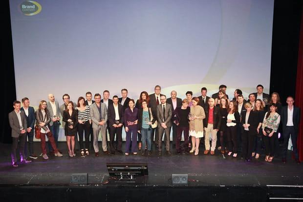 Grand prix brand content 2013