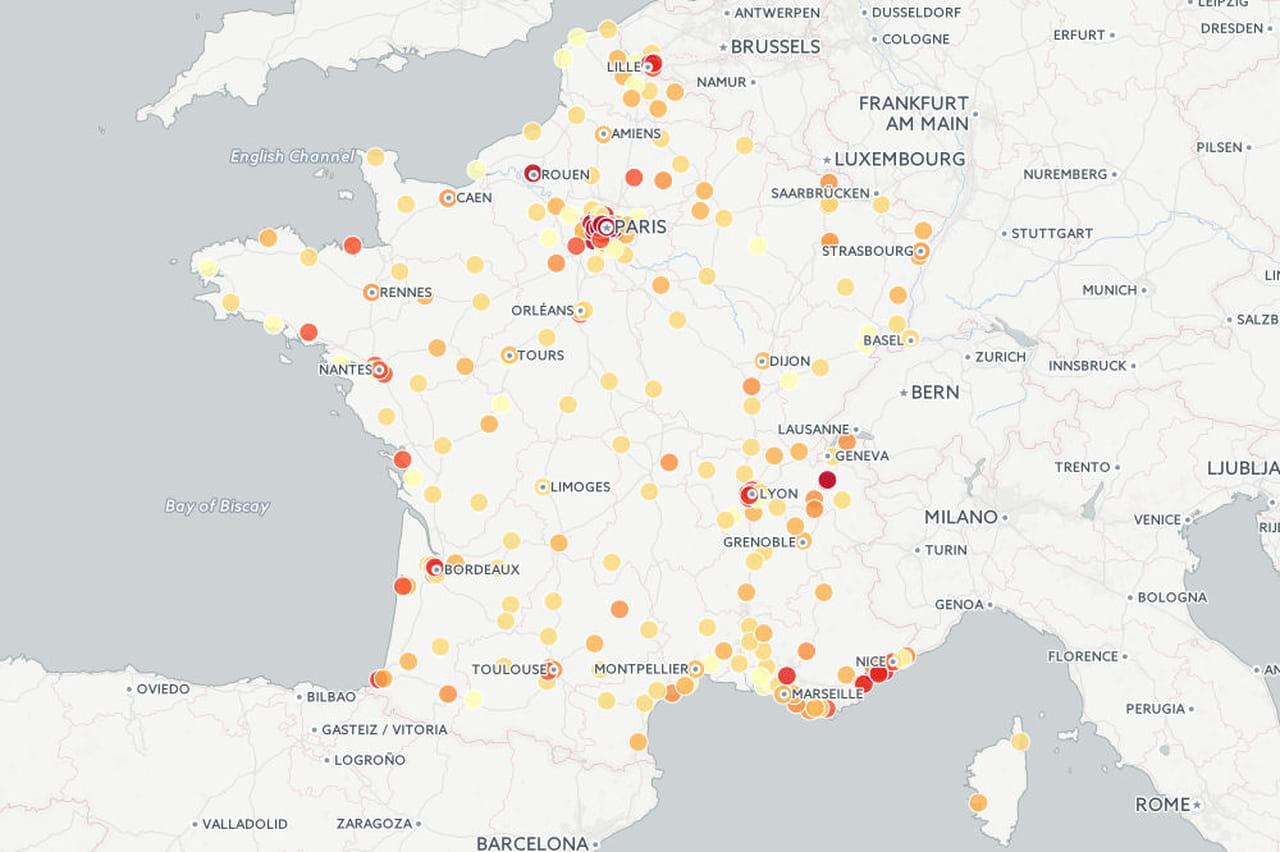 Classement Villes Les Plus Riches Du Monde