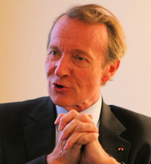 michel pébereau est président de bnp paribas.