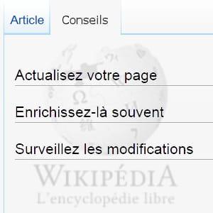 les pages wikipédia peuvent être modifiées n'importe quand et par n'importe qui.