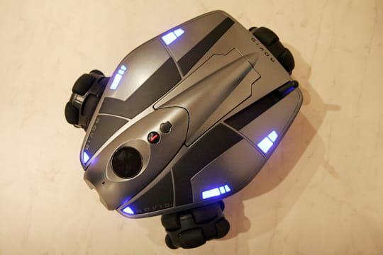 Rovio : le robot de surveillance à distance