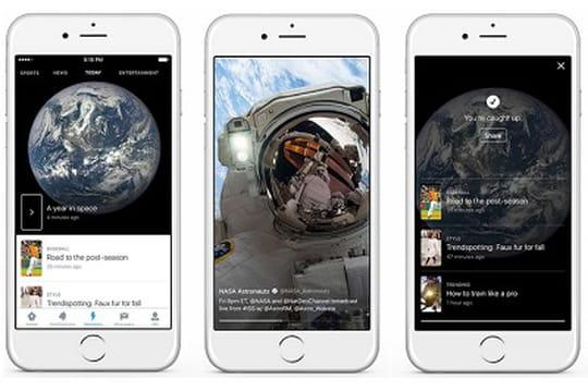 Twitter lance sa fonctionnalité de suivi de l'actualité, Moments