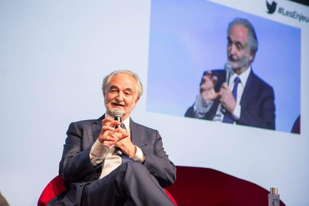 """Jacques Attali : """"il faut accepter de considérer comme un bénéfice le bonheur de l'autre"""""""