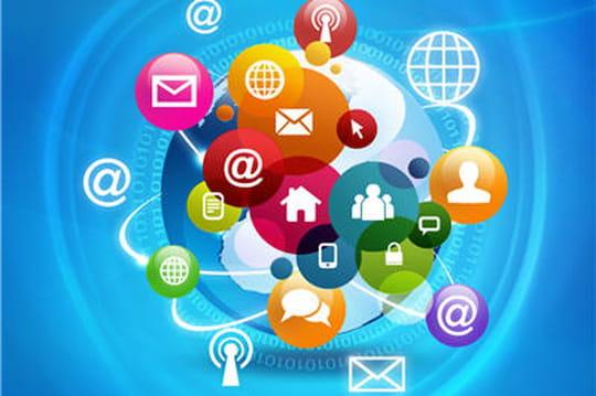 Le réseau social d'entreprise face au défi de la fédération des flux métiers